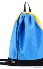 LR Bag - Royal/Giallo