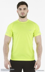 DRY-TECH running - Fluo Yellow