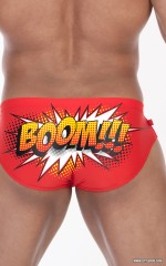 My BOOM Red - Brief