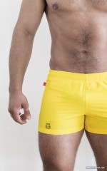My PLAIN Swim Shorts - Yellow