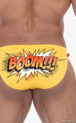 My BOOM Yellow - Slip