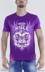 Never Too HUGE - Purple