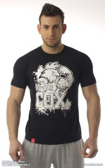Power COX T-shirt - Nera